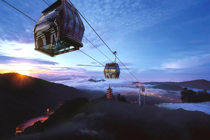 Genting Highlands Attractions Ticket